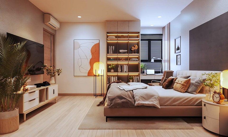 Nội thất Phòng ngủ Feliz Homes